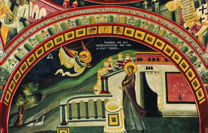Acatistul Bunei Vestiri – 20.11.2020