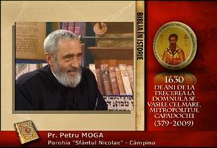 Umblarea pe mare. Potolirea furtunii – Emisiune Trinitas – Biblia în istorie – 25.07.2010