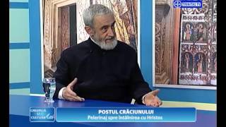 Postul Crăciunului – Emisiune Trinitas – Credința și cultura azi – 13.12.2015
