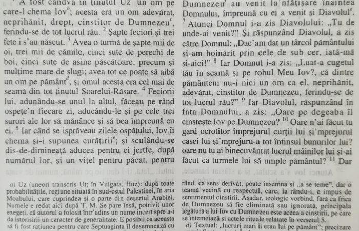 Cartea Iov – IV – 23.o4.20o3