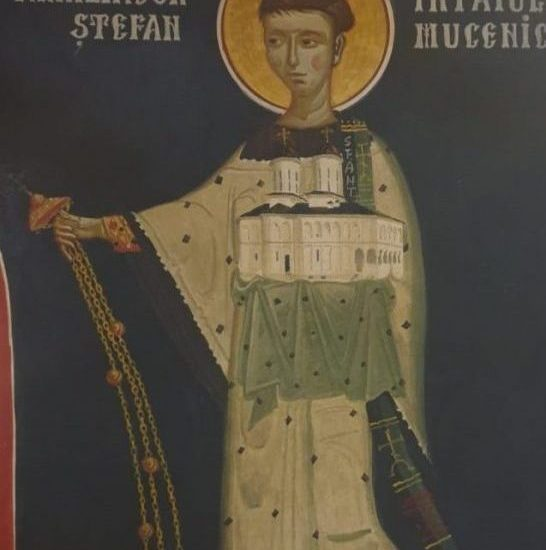 Sfântul Ștefan – 27.12.2020